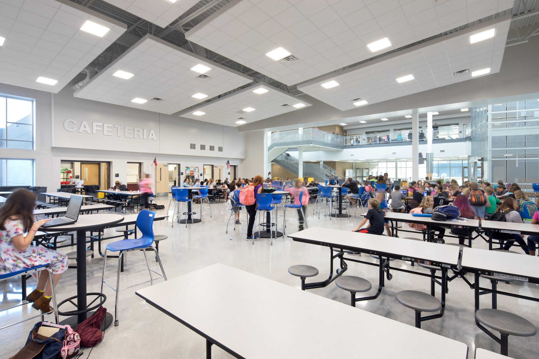 Dixon Middle School Smith Sinnett Architecture
